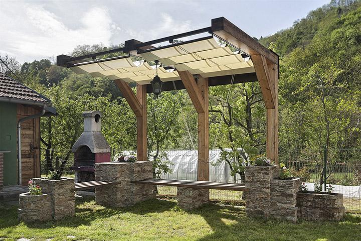 Progetto giardino federico vota design - Progetto per giardino ...