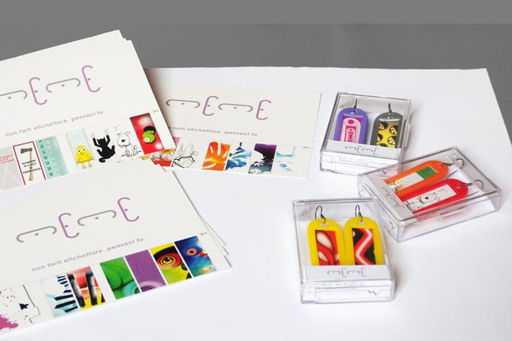 orecchini Meme e cartoline con grafiche Meme