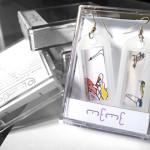 Nuova collezione orecchini Meme nata dalla collaborazione con l'artista Martina Guidi