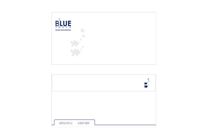 linea coordinata - busta da lettere